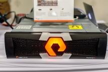 งานสัมมนา เทคโนโลยีใหม่ๆ อาทิเช่น PURE Storage ระบบ SAN ที่ลื่นไหลระดับ 100,000 IOPS+ หรืออุปกรณ์ป้องกันภัยคุกคามอย่าง Watch Guard ที่ป้องกันคุณจากโจรเรียกค่าไถ่ในโลกไซเบอร์ วายร้ายที่ใครโดนต้องจ่ายเงิน ทั้งน้ำตา ปกป้ององค์กรจากไวรัส และระบบสำรองข้อมูล ในรูปแบบของ Cloud พร้อมเปิดตัว กล้องวงจรปิดน้องใหม่ TITAN ที่คุณภาพเต็มร้อย แต่ราคาครึ่งเดียว และ Xclaim Wireless by ruckus ว่า Cloud Management
